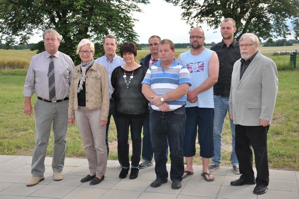 Gemeindevertretung Rankwitz
