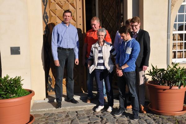 Gemeindevertretung Stolpe auf Usedom