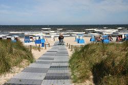 Kölpinsee Strandzugang